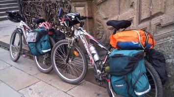 rentar bicicleta en leon para hacer el camino de santiago